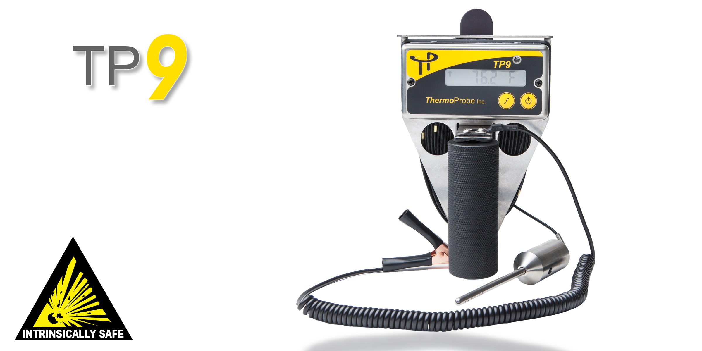 Features for the ThermoProbe TP9