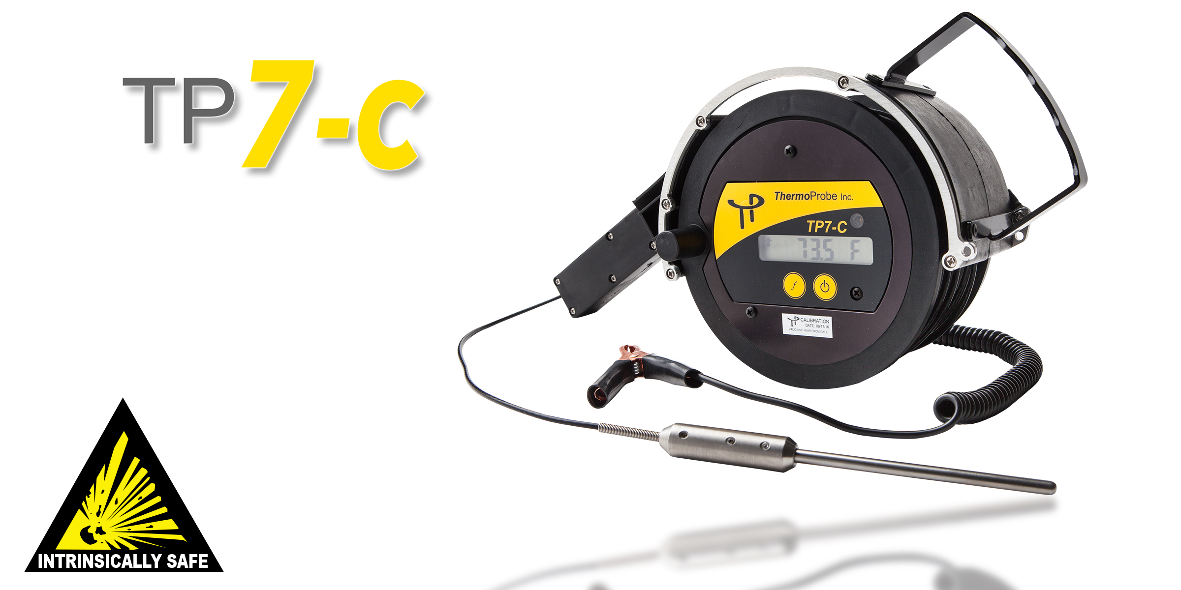 Features for the ThermoProbe TP7-C