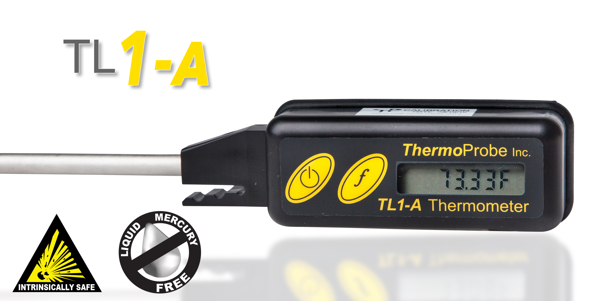 Features for the ThermoProbe TL1-A